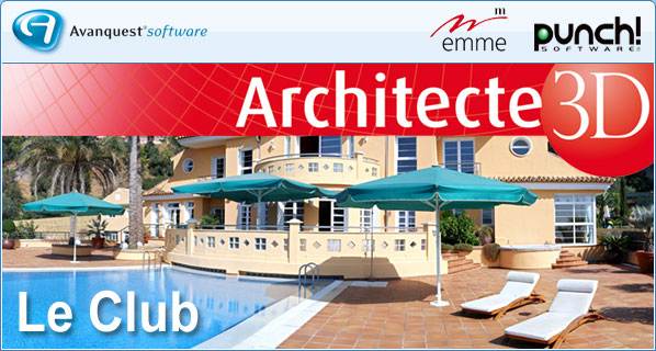 � Club Architecte 3D �